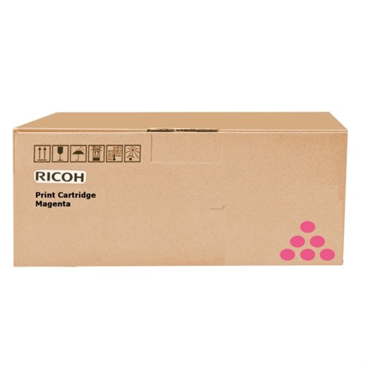 Ricoh SP C252 UHY / 407718 - Magenta - Toner  Ricoh
