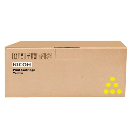 Ricoh SP C252 UHY / 407719 - Jaune - Toner Ricoh