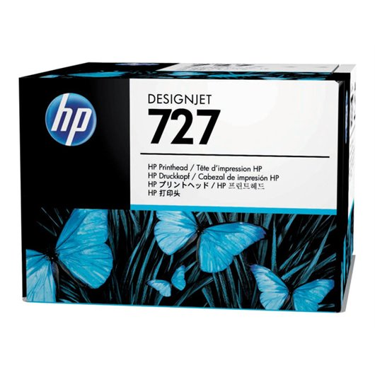HP 727 - Tête d'impression