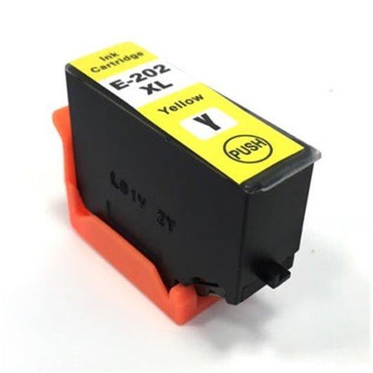 Epson 202XL - Epson Kiwi -Jaune - Cartouche d'encre Compatible Epson