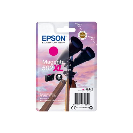 Epson T0502 XL - Jumelles - Magenta - Cartouche d'encre Epson