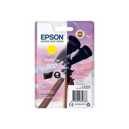 Epson T0502 - Jumelles - Jaune - Cartouche d'encre Epson