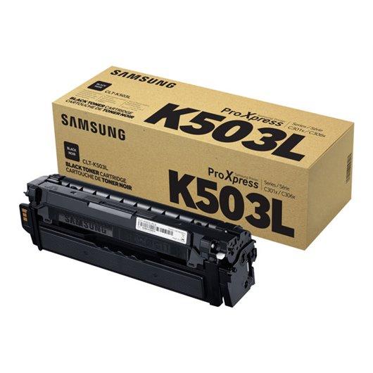 Samsung CLT-K503L - Noir - Toner Samsung