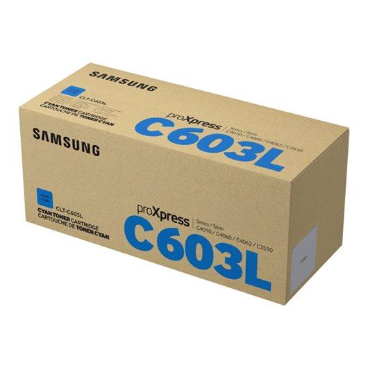 Samsung CLT-K603L- Cyan - Toner Samsung