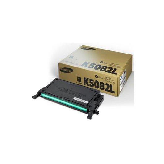 Samsung CLT-K5082L - Noir - Toner XL Samsung