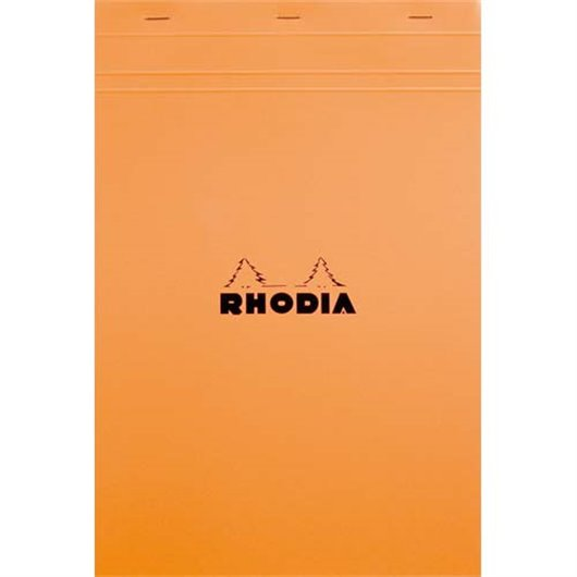 RHO BLOC ORANGE N18 210X297 5X5 18200