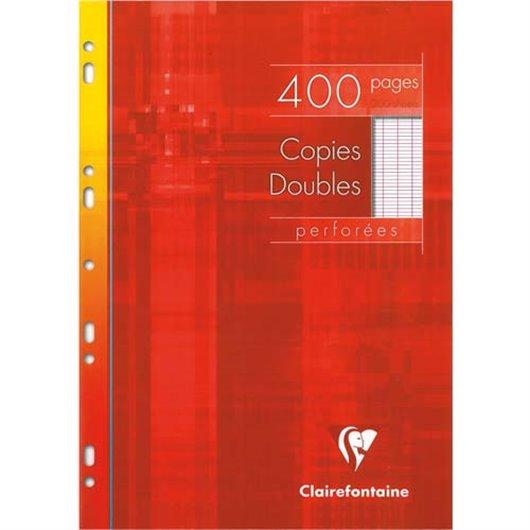 CLF COP DBL 21X29.7 400P PERF SEY 4791