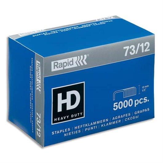 RAP B/5000 AGRAFES 73/12 24890800