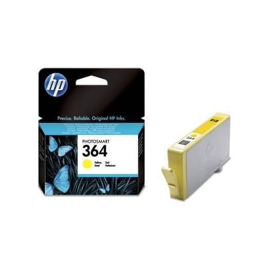 Cartouche HP 364 Jaune - CB320EE
