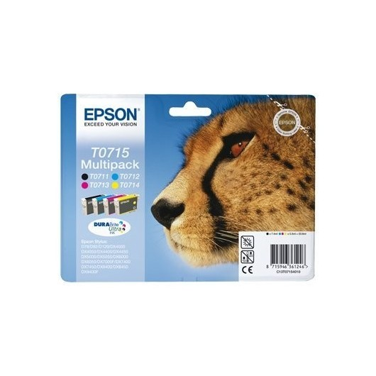 T0715 Pack Compatible Epson