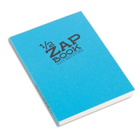 CLF BLOC 1/2 ZAPBOOK A5 160P 8366