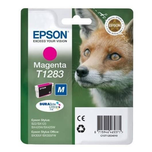 Epson T1283 -Epson  Renard - Magenta - Cartouche Epson