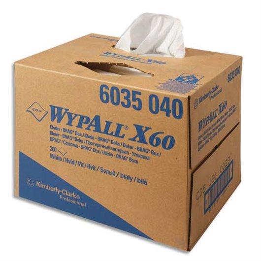 WYP BTE DISTRIBUTRIC WYPALL X60 BLC 6035