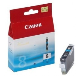 CLI8C - Cyan Cartouche Canon - 0621B001