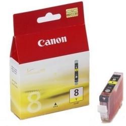 CLI8 - Yellow Cartouche Canon