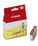 Canon CLI-8Y - 0623B001 - Jaune - Cartouche Canon