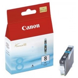 Canon CLI-8PC - 0624B001 - Photo Cyan - Cartouche Canon