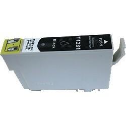 Epson T1281 - Renard - Noir - Cartouche Compatible Epson