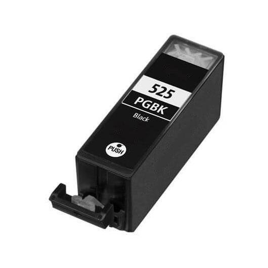 PGI525BK Cartouche Compatible Canon  - Noir