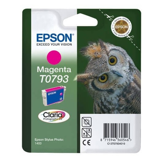 T0793 Cartouche Epson - Magenta