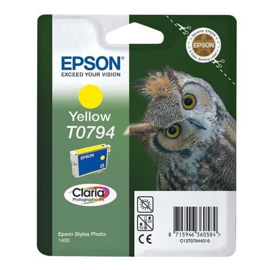 T0794 Cartouche Epson - Jaune