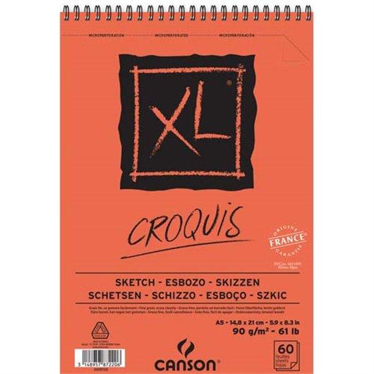 CAN CARNET CROQ 60F A5 XL 90G 200787220