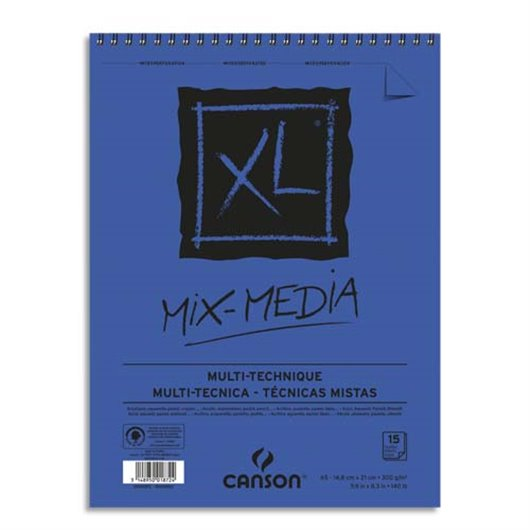 CAN CARNET MIXMED 15F A5 300G 200001872