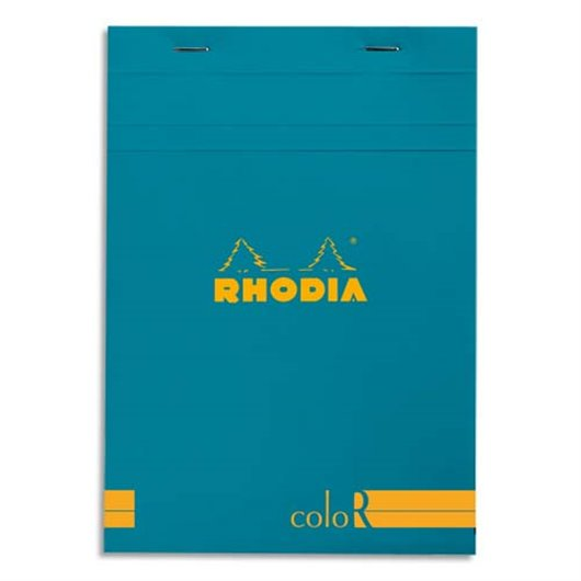 RHO BLOC COLOR A5 140P TURQUOISE 16967