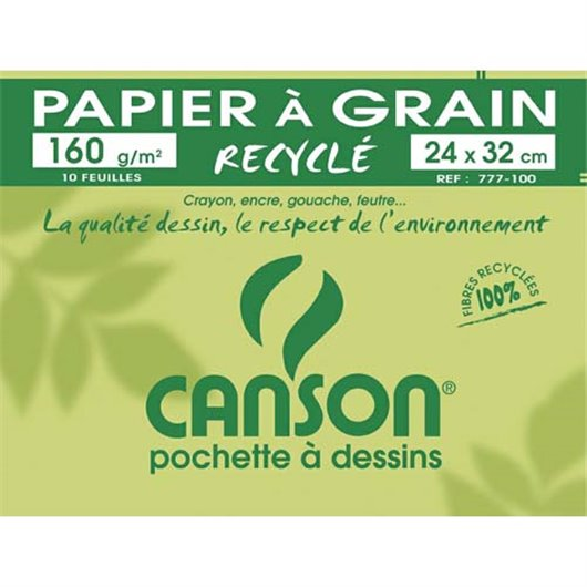 CAN P/10F PAP DES RECYCL 24X32 200777100