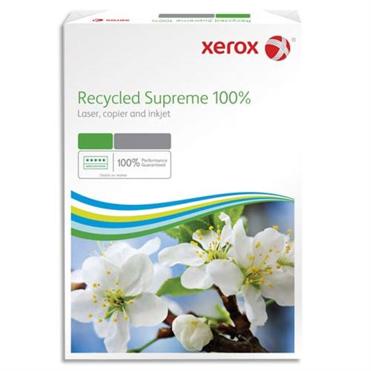 ANT R/500F A4 80G XEROX RECYCLEDS 507656
