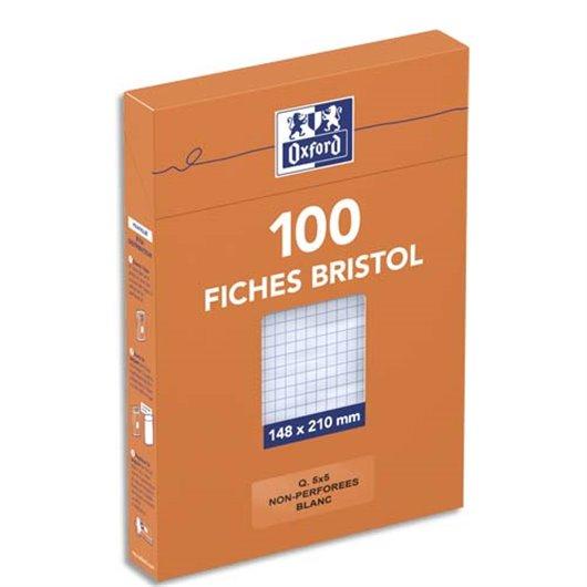 OXF B/100 BRIST NP A5 5X5 100100757
