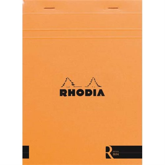 RHO BLOC COLOR A5 140P LIG ORANGE 162011