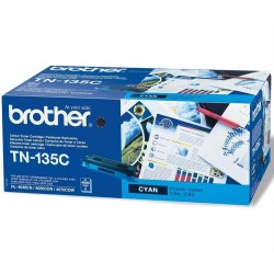 Brother TN-135C - Cyan - Toner Brother