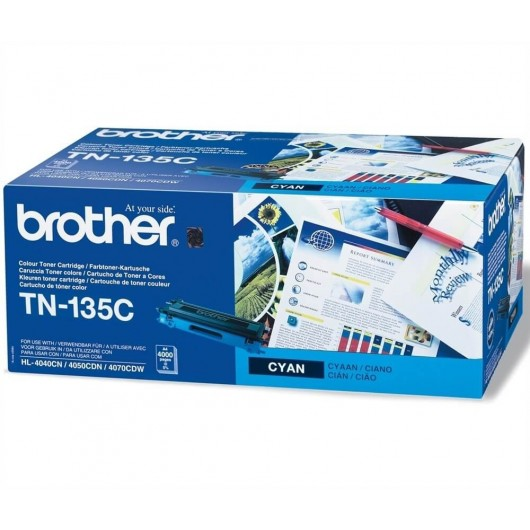 TN135C - Cyan - Toner Brother