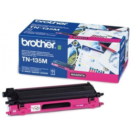 TN135M - Magenta - Toner Brother