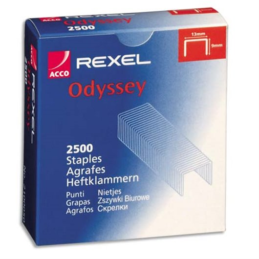 REX B/2500 AGRAFES ODYSSEY2100050