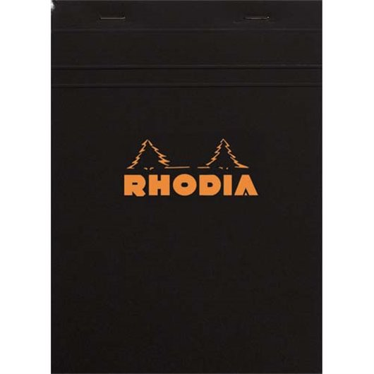 RHO BLOC NOIR N16 148X210 5X5 162009