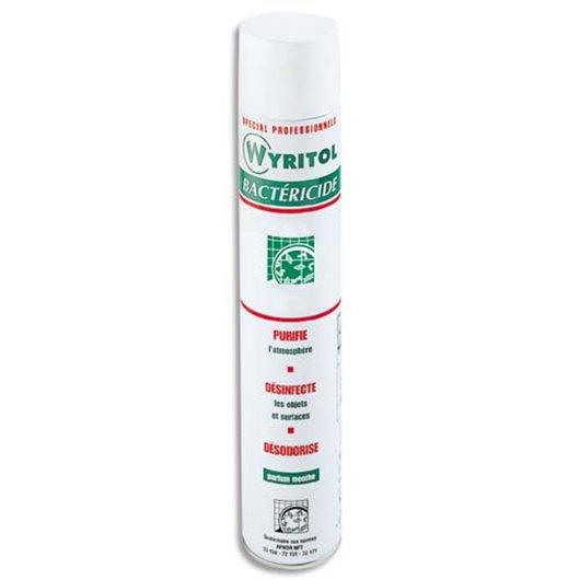 WYR AEROS 750ML BACTERIC MENT PV21810701