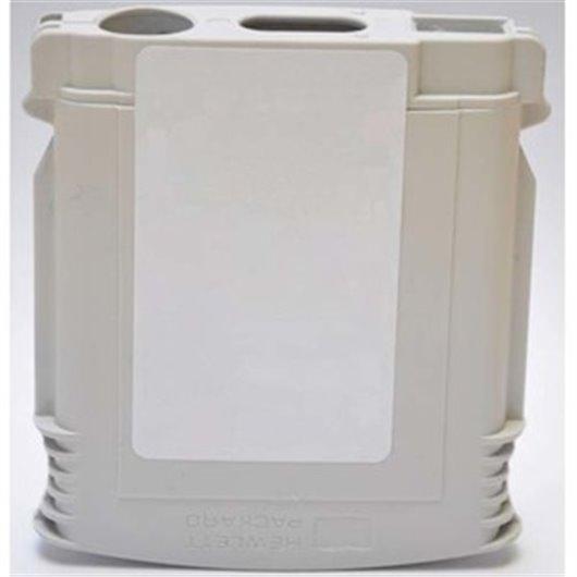 Cartouche compatible rouge machine à affranchir Pitney Connect+ 787-E .Capacité 23ml/170000p