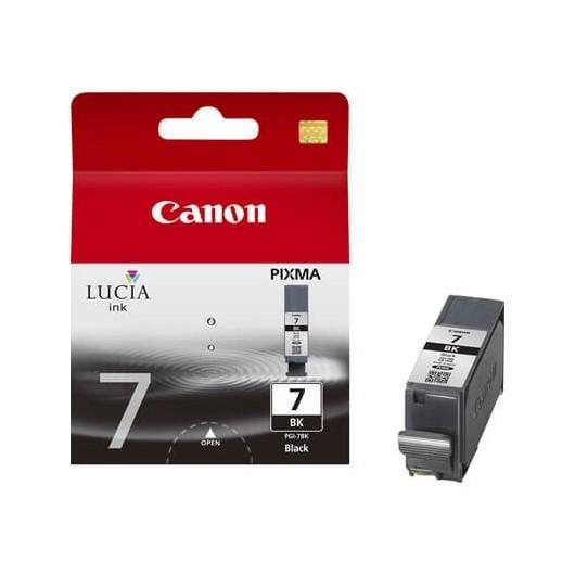 Canon PGI-7BK - 2444B001 - Noir - Cartouche Canon