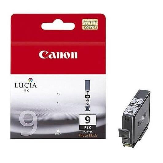 Canon PGI-9PBK - 1034B001 - Photo Noir - Cartouche Canon