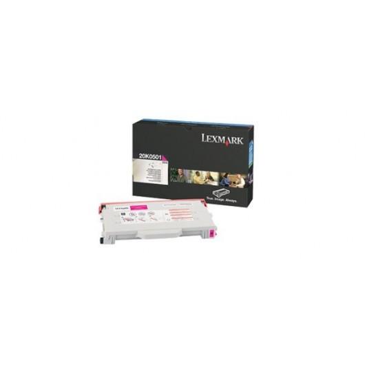 20K0501 Toner Magenta Lexmark