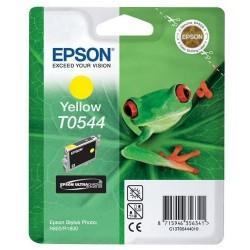 Epson T0544 - Grenouille - Jaune - Cartouche d'encre Epson