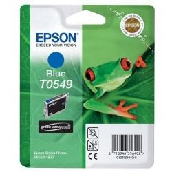 Epson T0549 - Grenouille - Bleu - Cartouche d'encre Epson