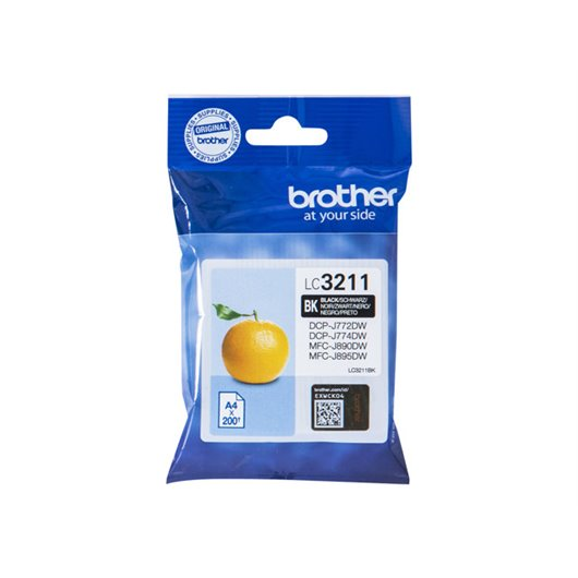 Cartouche d'encre Brother LC-3211 Noir | Direct Cartouche