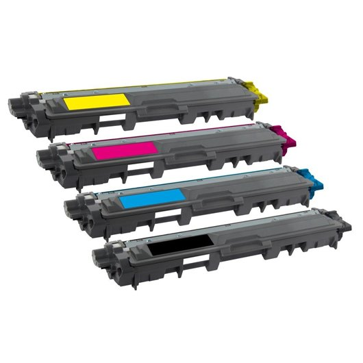 Brother TN-242BK / TN-246 - Noir / Couleurs - Toner Compatible Brother