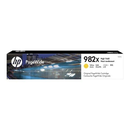 HP T0B29A - HP 982X - Jaune - Toner HP