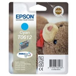 Epson T0612 - Ourson - Cyan - Cartouche d'encre Epson