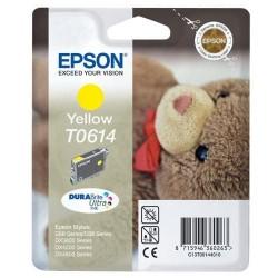 Epson T0614 - Ourson - Jaune - Cartouche d'encre Epson
