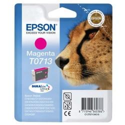Epson T0713 - Guepard - Magenta - Cartouche d'encre Epson
